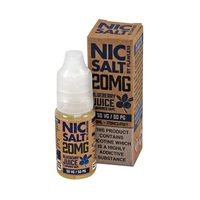 Blueberry Juice Nic Salt by Flawless