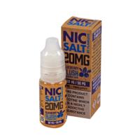 Blueberry Slush Nic Salt by Flawless