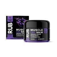 CBD Muscle Rub 300mg by Vitality CBD: Active