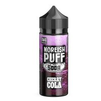 Cherry Cola by Moreish Puff Soda