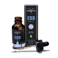 Cucumber, Lemon & Mint Tongue Drops by Ignite CBD