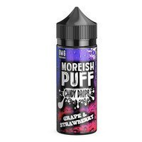 Grape & Strawberry by Moreish Puff Candy Drops