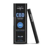 Ignite CBD - Lucid Blood Orange Flavoured Vape Pen (150mg)