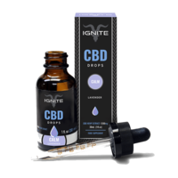 Lavender Tongue Drops by Ignite CBD