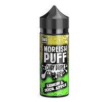 Lemon & Sour Apple by Moreish Puff Candy Drops