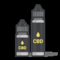 Litt CBD Rainbow Isolate Vape Juice