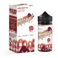 PB & Strawberry Jam by Jam Monster