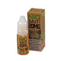 Smooth Tobacco Nic Salt by Flawless