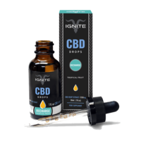Tropical Fruits Tongue Drops by Ignite CBD
