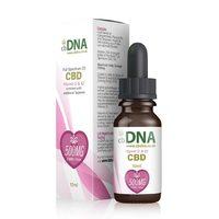cbDNA 500MG CBD Oil + Vitamin D & K2